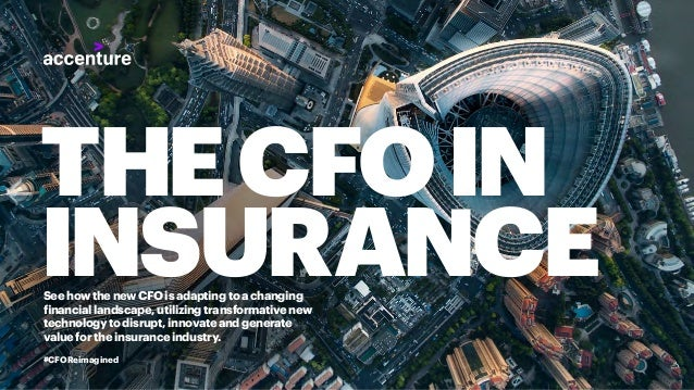 #CFOReimagined See how the new CFO is adapting to a changing financial landscape, utilizing transformative new technology ...