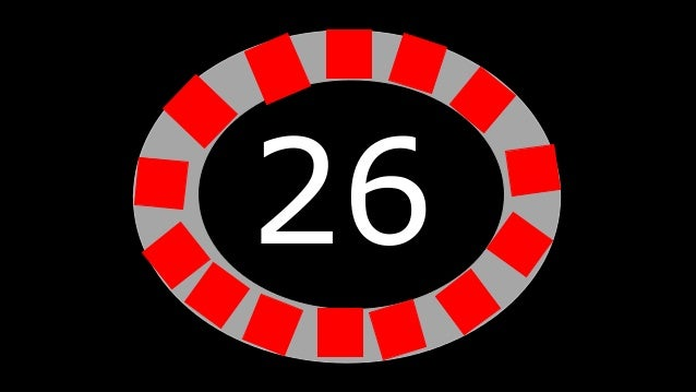 the chair countdown timer 45 seconds