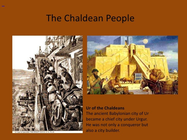 Image result for chaldeans