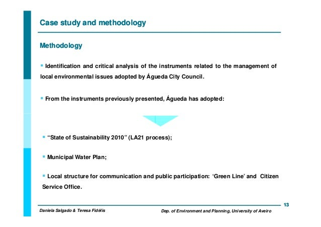 The challenges of municipalities in performing good for Environmental management bureau region 13