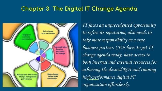 The Change Agent CIO