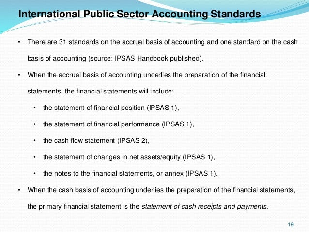 accrual accounting in public sector essay Electronic copy of this paper is available at:   cash versus accrual accounting in public sector.