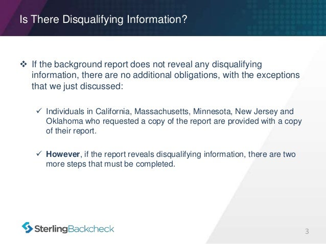 The Changing Face of Background Checks