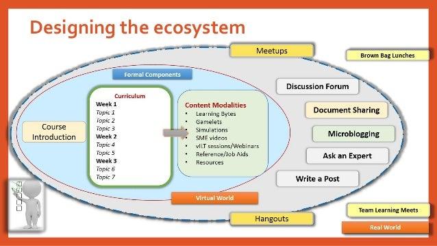 Designing the ecosystem
