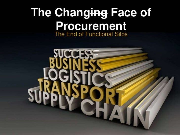 The Changing Face of Procurement (2011)