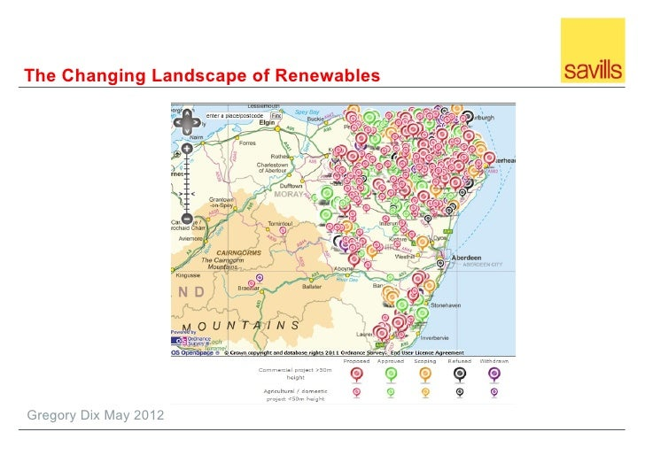 The Changing Landscape of RenewablesGregory Dix May 2012