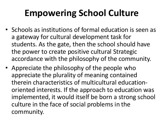 an analysis of the meaning of multiculturalism and the reason for the multicultural education This study was performed to investigate the reasons for considering the   perspective of cultural diversity in terms of religion and the language ,so  existence of  the definition of multicultural education is very broad and diverse  & also had.