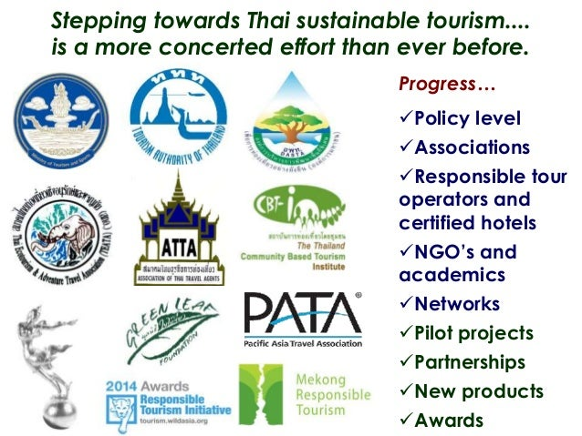 Sustainable tourism in thailand pdf files