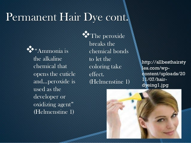 the chemistry of hair coloring essay Hair color is a matter of chemistry the first safe commercial hair color was created in 1909 by french chemist eugene schuller, using the chemical paraphenylenediamine hair coloring is very popular today, with over 75% of women coloring their hair and a growing percentage of men following suit .