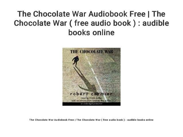 the chocolate war online