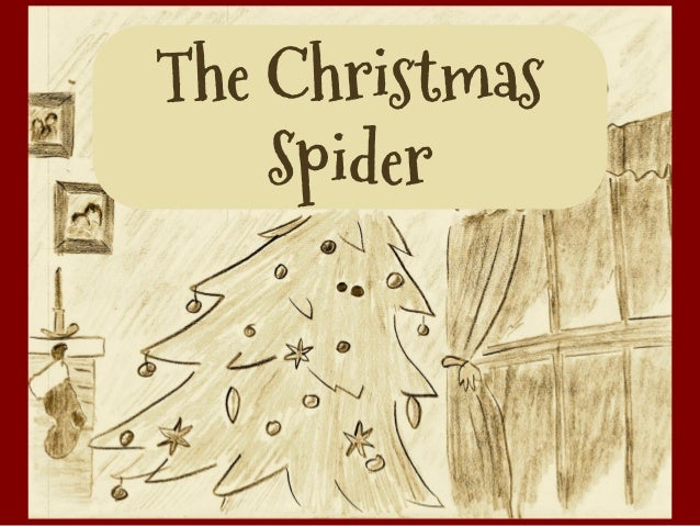 The Christmas Spider - The story of a new holiday tradition