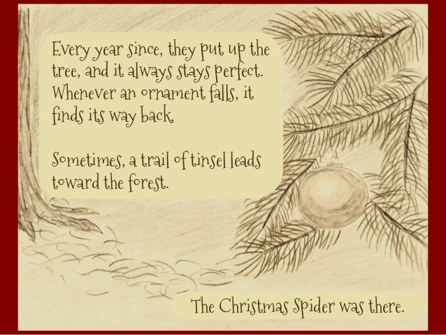 29 - The Christmas Spider