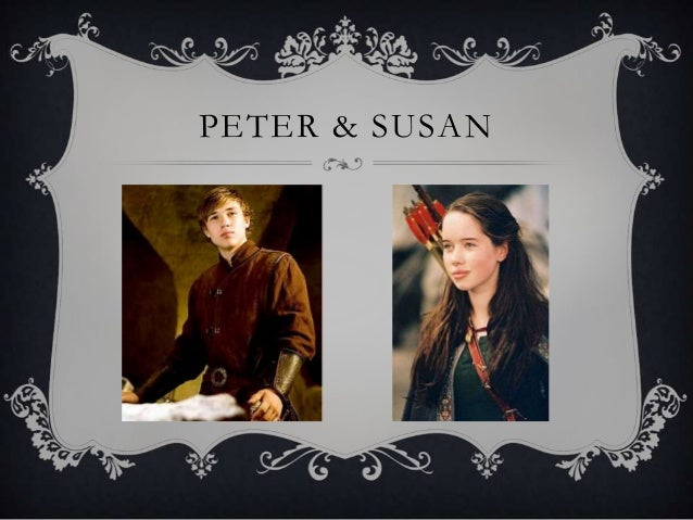dating narnia susan i peter