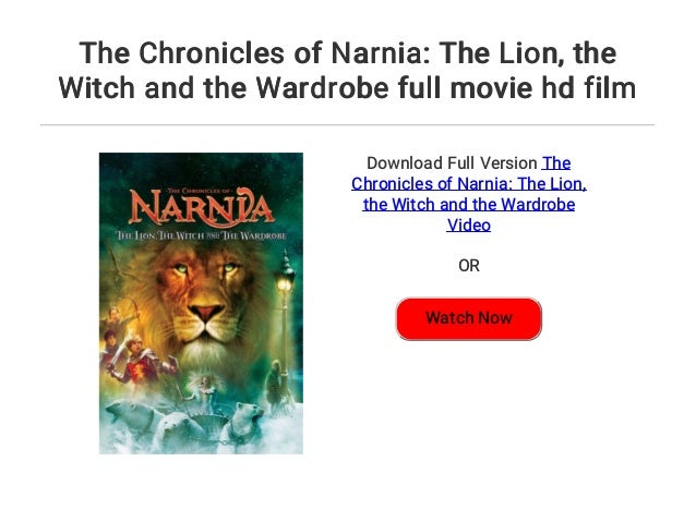 Download Film Chronicles Narnia Lion Witch Wardrobe 2005