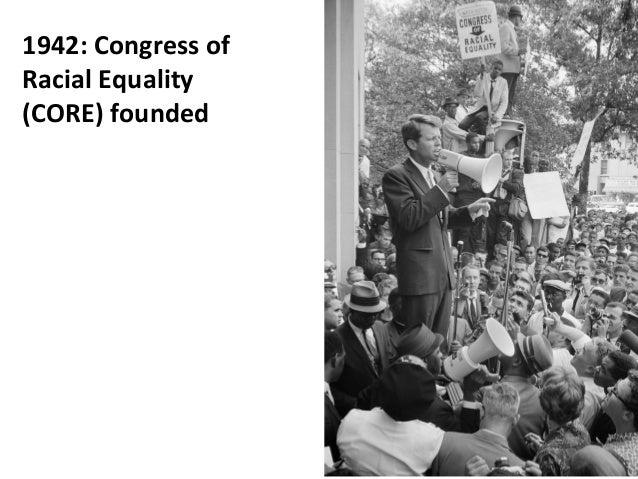 The civil rights movement Slide 2