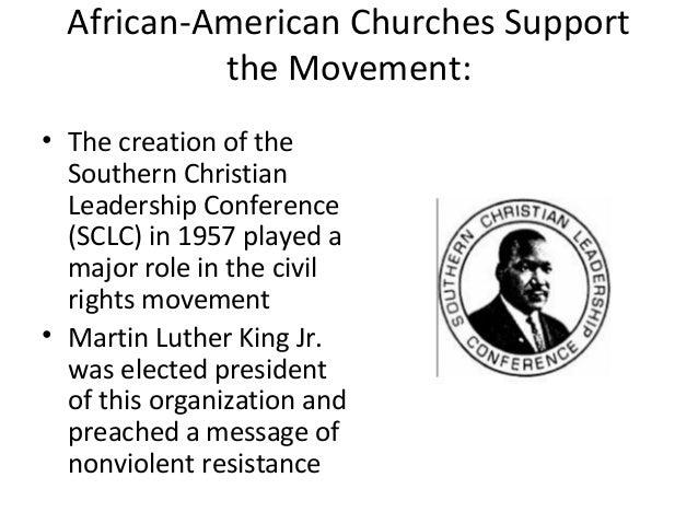 The Civil Rights Revolution