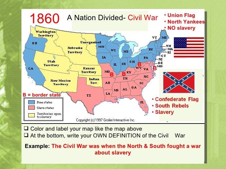 civil war map border states » Full HD Pictures [4K Ultra] | Full ...
