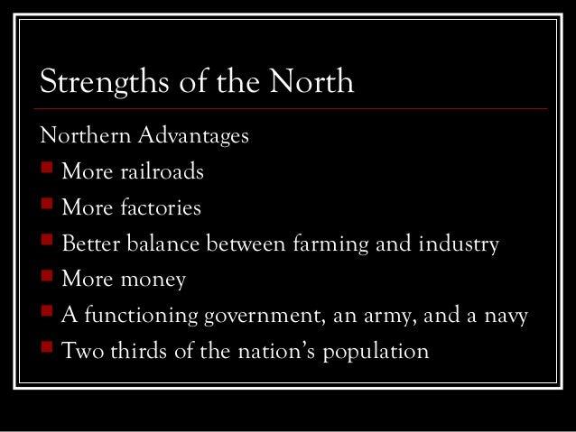 advantages and disadvantages of civil war