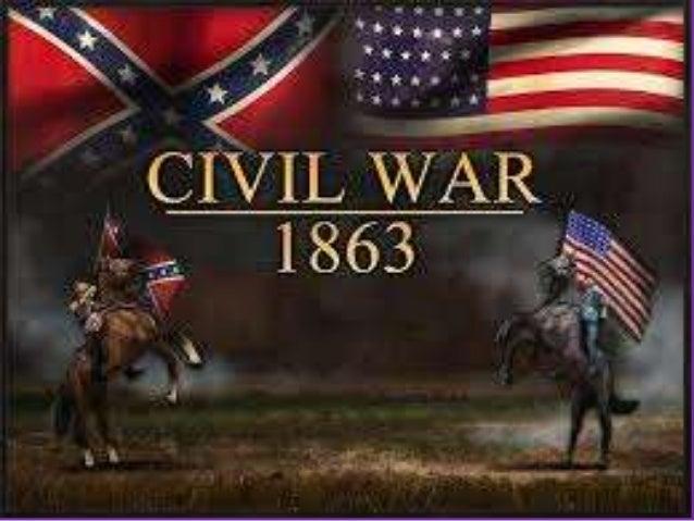 The Civil War 1861-1865 By Joe Hernandez