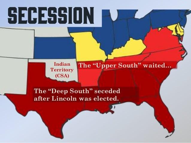 The Civil War US History