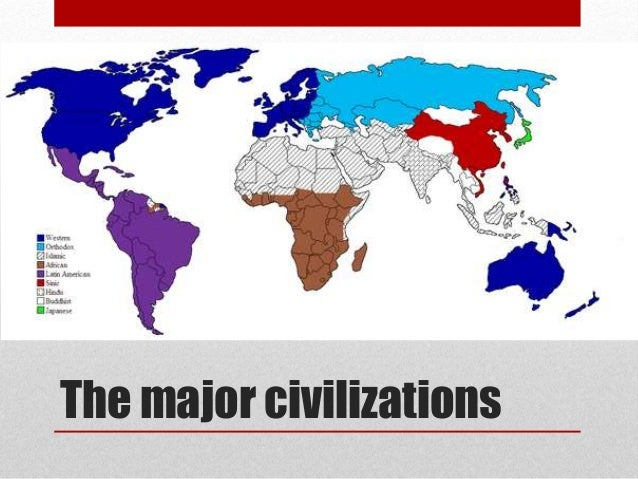 samuel huntington thesis in clash of civilizations Review of samuel p huntington's controversial theory of a clash of civilizations part 2 of a 2 part series  clash of civilizations thesis while original and .