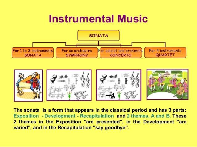 The Classical Period in music