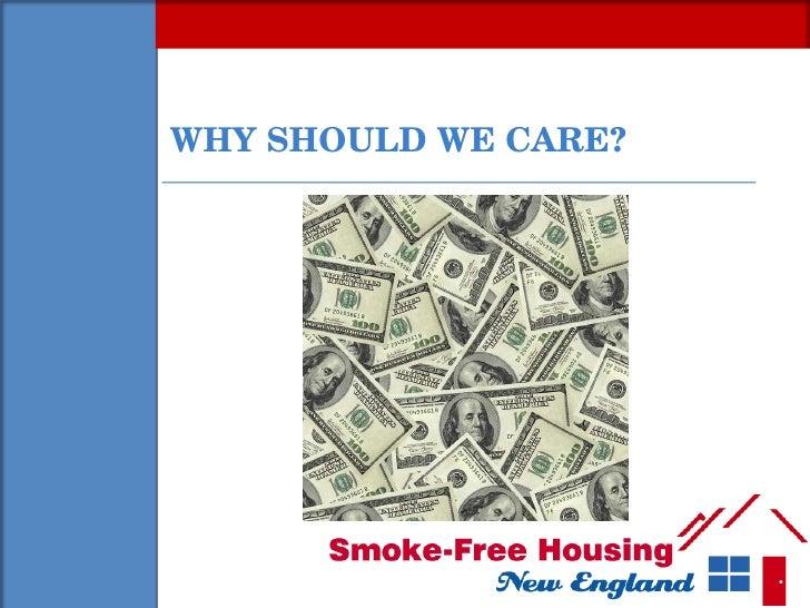 Smoke Free Housing Nersc