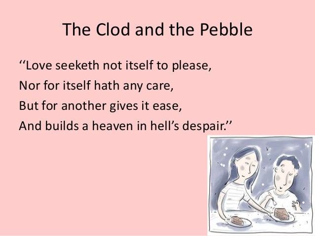 love seeketh not itself to please poem