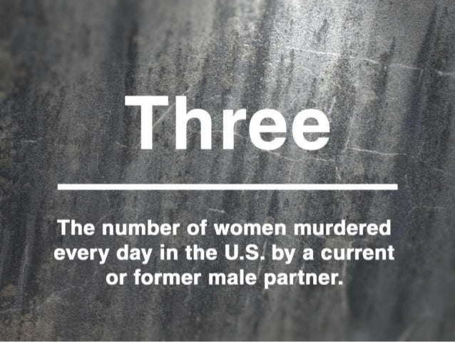 The Dirty Laundry of Domestic Violence