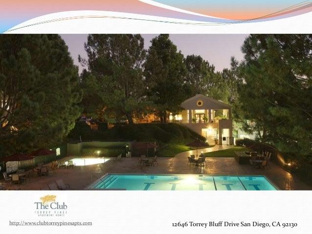 Club Torrey Pines Apartment Homes In San Diego Ca