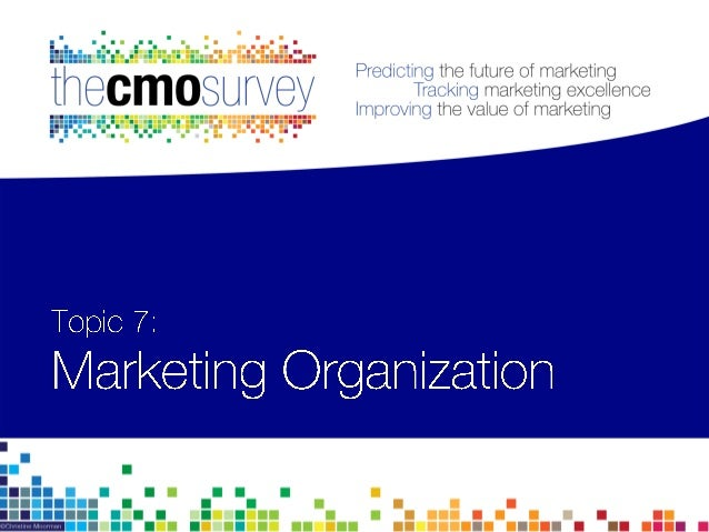 Spending on marketing analytics by firm and industry characteristics Current In Next 3 years <$25M 5.2% 10.0% $26-99M 4.9%...