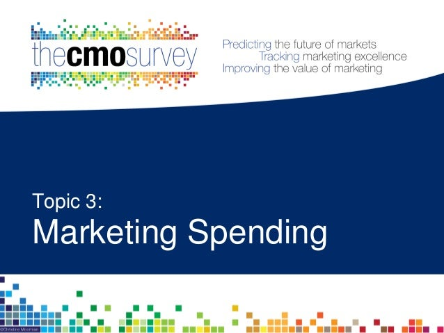 Marketing budgets forecasted to increase 6.9% 17 Figure 3.1. Percent change in marketing budgets in next 12 months 0.5% 1....
