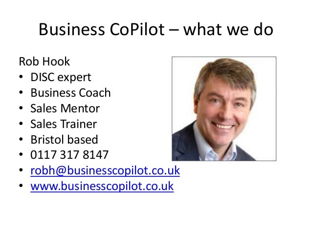 The business coaching process - how to PILOT yourself to business success Slide 2