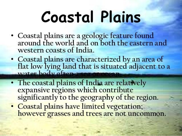 coastal plains of india