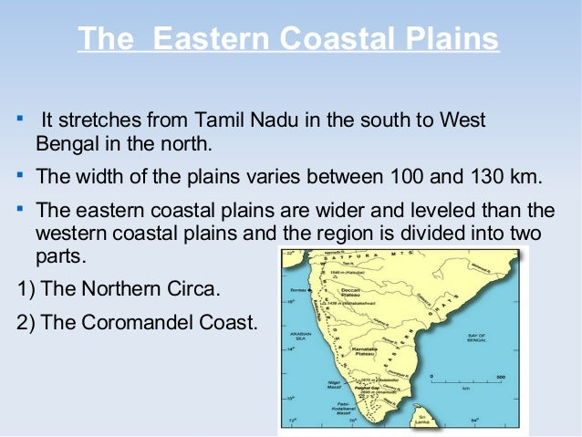 how are coastal plains formed