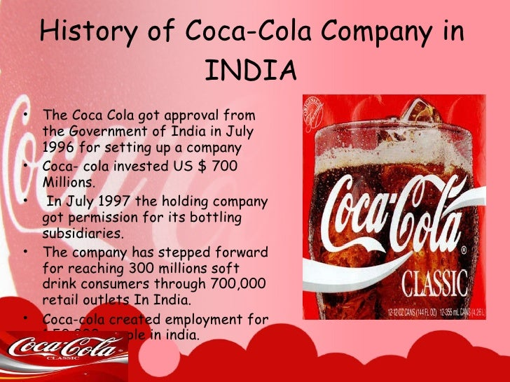 The coca cola-company