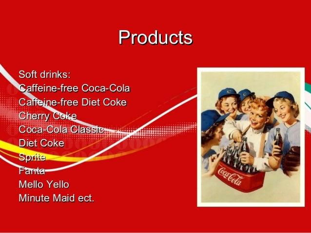 analysis of the coca cola company