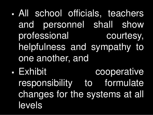 Article Ii The Teacher And State