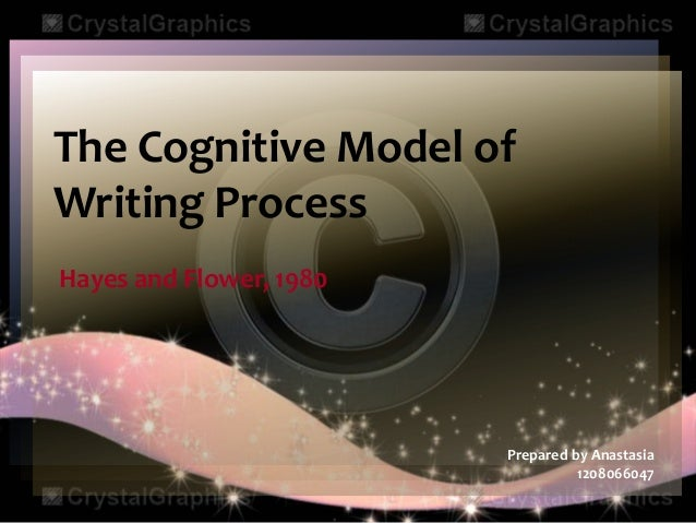 Flower hayes cognitive process theory writing a check