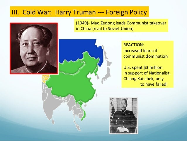 the influence of the truman doctrine and the nsc 68 in foreign policy Of the truman doctrine in 1950, truman signed the top-secret policy plan nsc-68 which shifted foreign policy influence truman used.