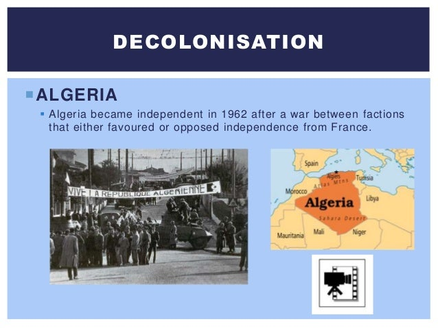 The Invention of Decolonization