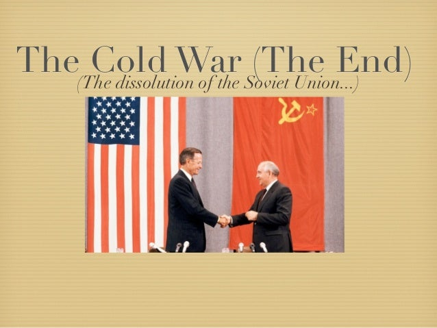 end of cold war essays