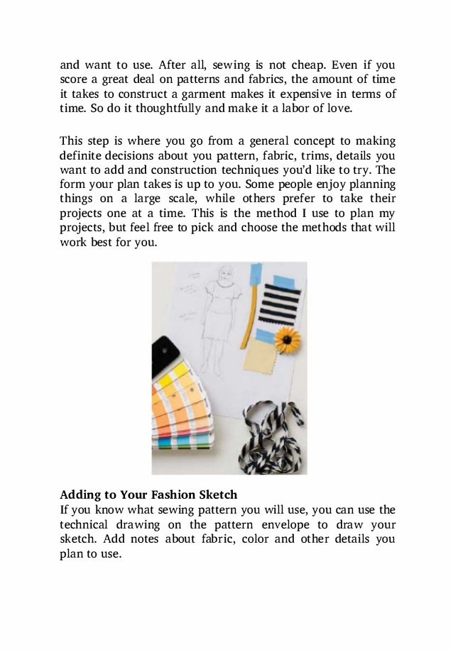 the colette sewing handbook pdf