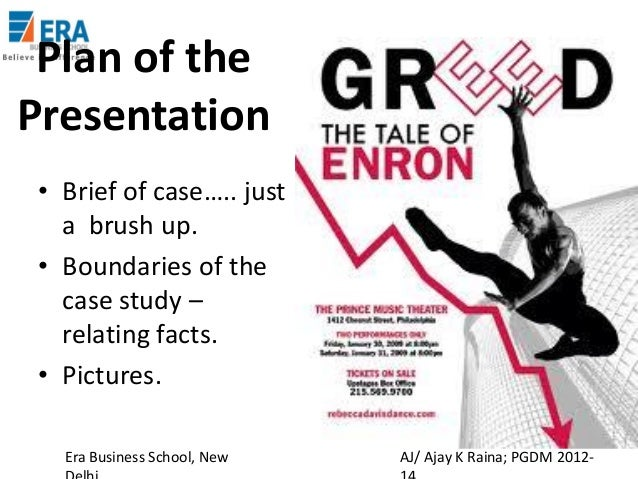 collapse of enron The collapse of enron:auditing issues, corporate governance issues,  corrective actions management of financial institutions business management.