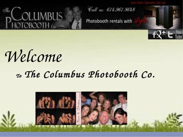 Welcome ToTheColumbusPhotoboothCo.