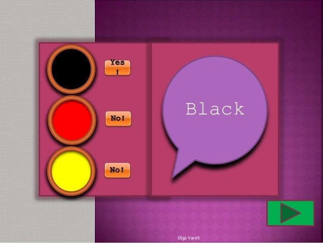 The Colors This Easy Quiz Must Be Downloaded To Be Played