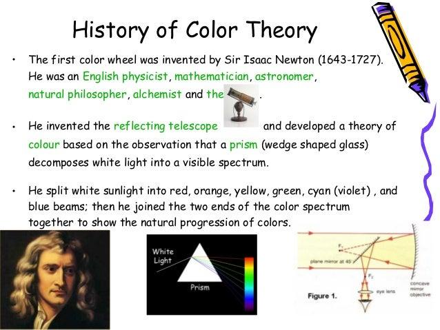 the color wheel