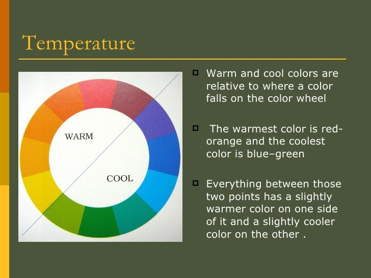 The Color Wheel 1