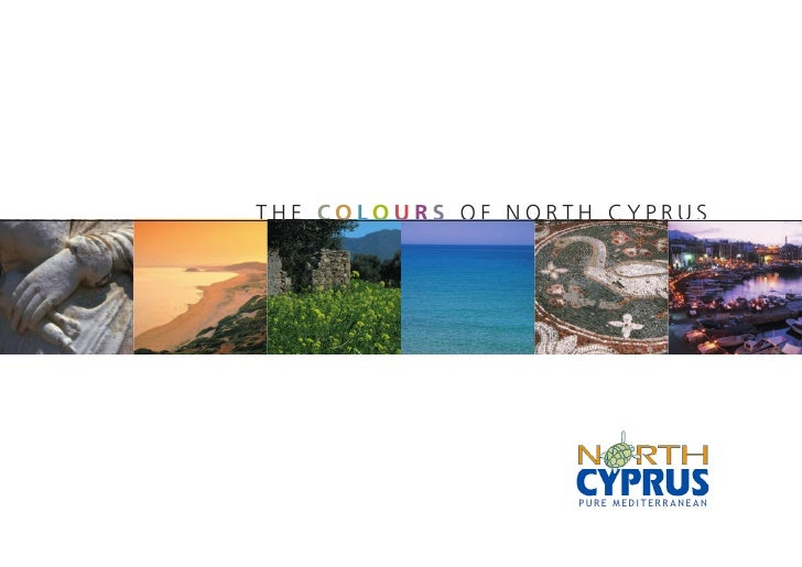 The Colours of North Cyprus                   pure mediterr ane an