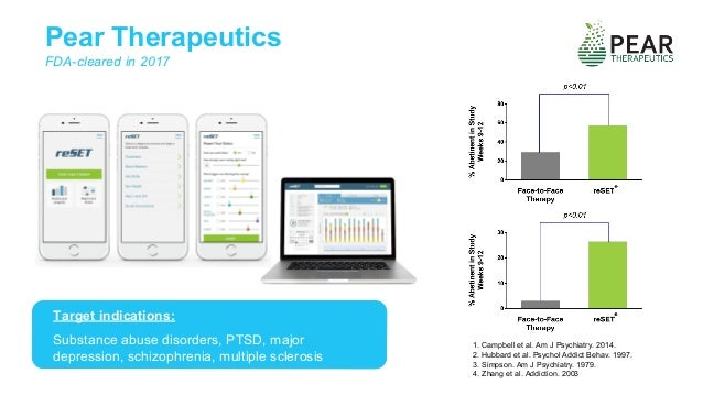The coming era of digital therapeutics nrc live - sept 2018